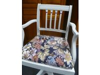 Refurbished Roller Desk Chair - CHARITY