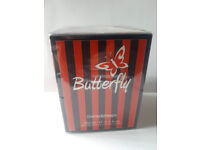 Butterfly For Women Dainty&Heaps 100ml e 3.7 fl oz EAU DE PARFUM NATURAL SPRAY NEW BOXED &SEALED