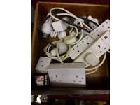 Electrical items(extension leads etc)