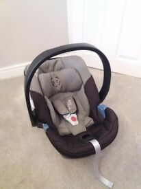 BRAND NEW Cybex Aton Car Seat - Sage Green