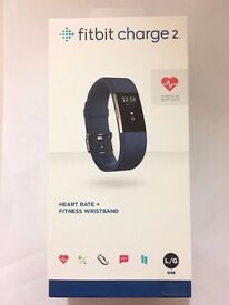 Fitbit Charge 2 New In Sealed Box 28/12/2016 #3