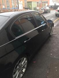 BMW 320i 2005 petrol immaculate black