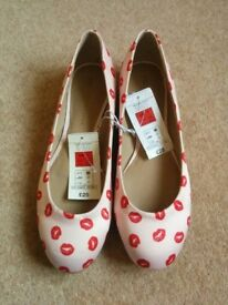 M&S ballerinas - shoes