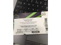Kendrick LAMAR TICKETS 20th Feb