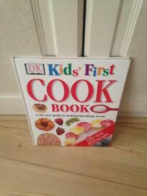 Kids First Cook Book