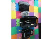 Maxi-Cosi CabrioFix Group 0+ Baby Car Seat plus Maxi-Cosi EasyFix Car Seat Base plus accessories