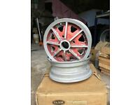 Dunlop alloy wheels