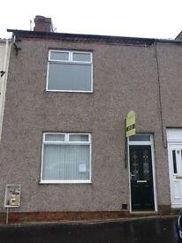 Two Bedroom House for Rent in Spennymoor - No Admin Fees. New Carpets & Decorated Throughout