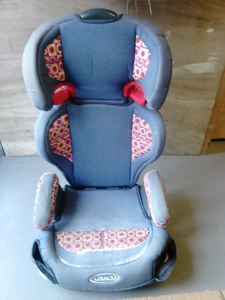 Graco Junior High Back Booster Car Seat Without Harness