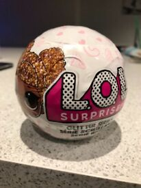 LOL Glitter Series Surprise Limited Edition Ball from USA genuine product