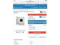 Electrolux washer machine Brand new