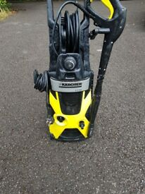 Karcher k5 pressure washer for sale