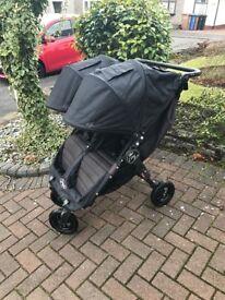 City mini double buggy GT version