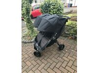 City mini double buggy GT version