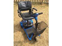 Mobility scooter 3 wheel sterling little gem