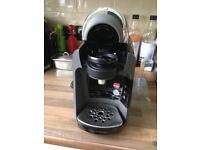 Tassimo coffee machine used