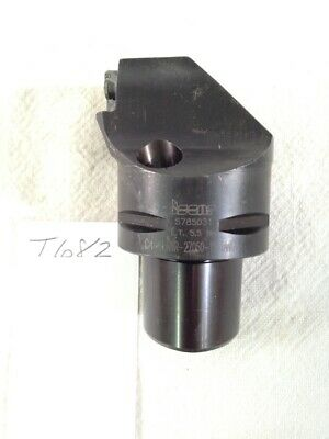 1 New Iscar Capto C4 Slanr-27050-15 Tang. Boring Head. W Coolant. T682