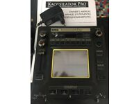 Korg Kaossilator Pro with Manual & Power Supply