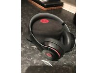 Beats solo 2 headphones gloss black