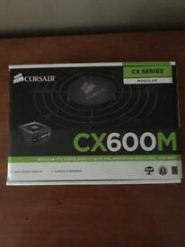 Corsair CX600M 600 Watt Bronze-rated PSU