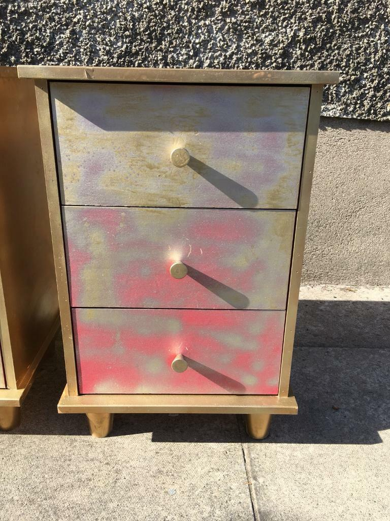 Bedside Table Chest