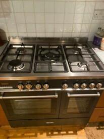 Delonghi double oven