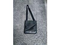 Armani Jeans Pouch Black Cross Body Bag