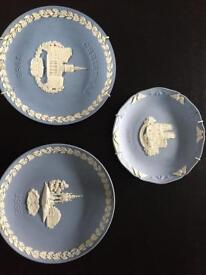 Wedgwood Christmas plates