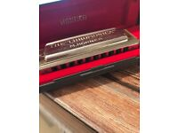 Vintage Boxed Collectible Harmonica