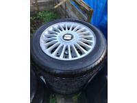 "Seat leon wheels 16"" 5x100"