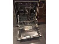 Hotpoint Aquarius grey dishwasher