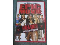 DVD of the 'Epic Movie'