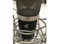 SE ELECTRONICS G3500 MICROPHONE - Excellent condition