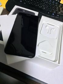 IPhone 7 Plus 256 gb black sell or swap