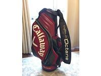 Callaway Diablo Octane Golf Cart / Tour Bag (RRP £250)