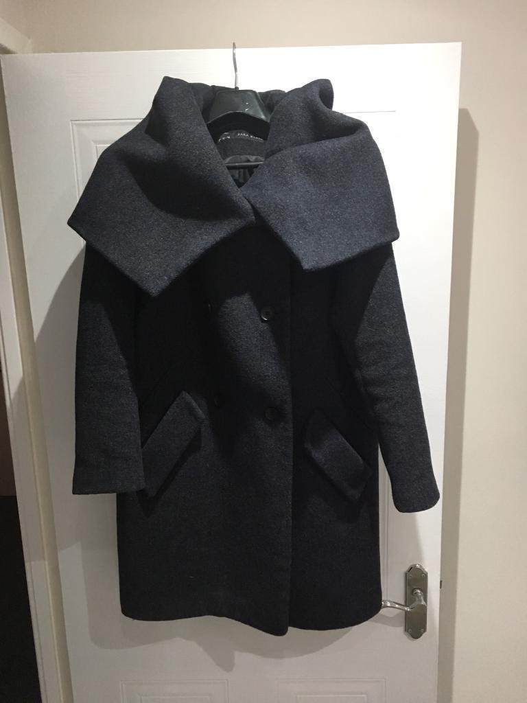 Zara coat (small)