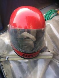 V.rare 1974 S-20 Shoei Full Face Helmet 57cm,Retro,Vintage,old Skool,Collectable