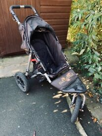 Out n about pushchair