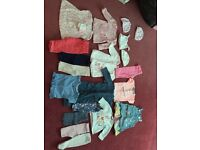 Baby girl cloths 0-3 months