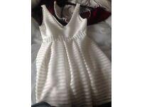 Size 8 dress (never worn)