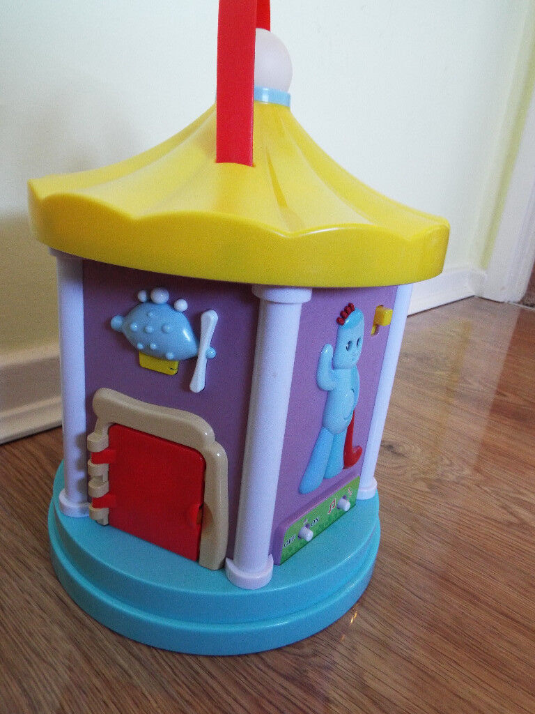 In the Night Garden Explore and Learn Musical Carousel