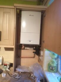 Gas safe engineer, offering plumbing and heating and installation services, boilers from £1000!