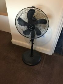 Super quite near new fan RRP £40 (text me if interested)