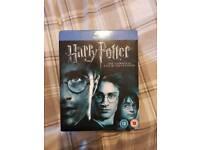 Harry Potter box set blu-ray £15