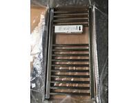 Chrome towel radiator new in box