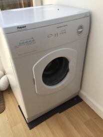 Hotpoint Aquarius tumble dryer - used but perfect working condition