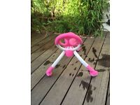 BE SMART...SAVE 50% OF RRP!! Y Pewi Baby Walker / Ride-On- Pink almost brand new. RRP £34.99