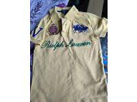 Ralph lauren polo shirt size s8