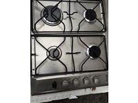 Prima 4 burner gas hob brand new 60cm