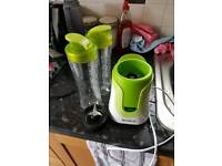 Breville blend active with extra bottle RRP £26